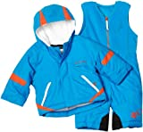 Columbia Baby-Boys Infant Buga Set, Compass Blue, 6 Months