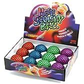 メッシュスクイシーボール (Mesh Squishy Ball) 12個セット