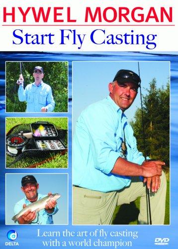 Hywel Morgan - Start Fly Casting (Fishing) [DVD]