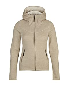 Bench Damen Strickjacke Gebondet Bonded Fire, chinchilla (ST029), XS, BLFA0927C,