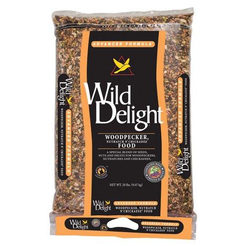Cheap Wild Delight 36420 20-Pound Woodpecker Nuthatch N-Feet Chickadee Food (B003Z0FS72)
