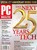 img - for Pc Magazine, The Next 25 Years In Tech, January 2008 Issue book / textbook / text book