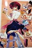 文教堂 animega アニメガ  オリジナル 特典 書き下ろし クリアファイル 草凪みずほ 暁のヨナ