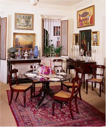 Wonderful West Indian Antique Furniture Of The Lesser Antilles: 1740 1940