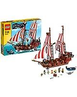 Lego Pirates - 70413 - Jeu De Construction - Le Bateau Pirate