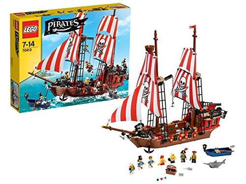 Lego 70413 – Pirates Großes Piratenschiff als Geschenk