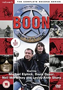 Boon - The Complete Second Series [DVD]