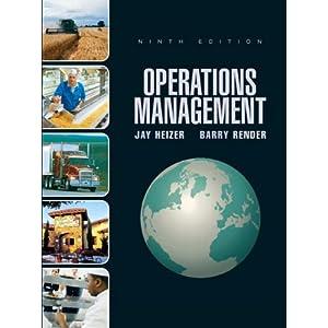 solution operation management jay heizer
