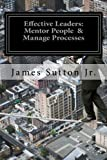 Effective Leaders: Mentor People & Manage Processes: Prequel (Volume 1)