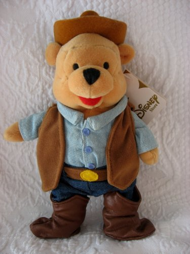 Pooh Teddy Bears front-1067803