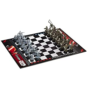 Hasbro Games Star Wars Game Chess Game