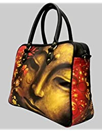 Digitally Printed Multi Stylish Cabin Carry Bags With Multi Pocket - B01ICTCS50