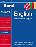 J M Bond Bond Assessment Papers in English 8-9 years