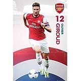 Arsenal アーセナル オリビエジルー ポスター / ARSGIR