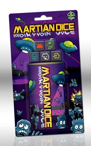 Martian Dice Game