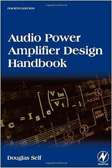Audio Power Amplifier Design Handbook Amazon Co Uk border=