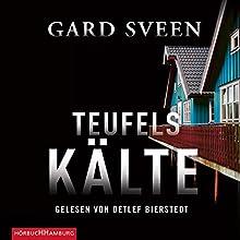 Teufelskälte (Ein Fall für Tommy Bergmann 2) Hörbuch von Gard Sveen Gesprochen von: Detlef Bierstedt