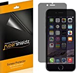 [2 Pack] SUPERSHIELDZ- Privacy Anti-Spy Screen Protector Shield For Apple iPhone 6 Plus 5.5