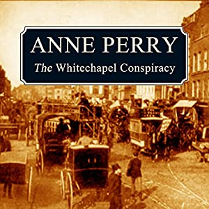 The Whitechapel Conspiracy Audiobook