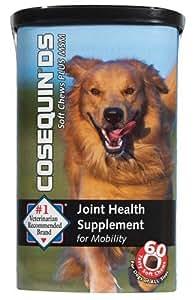 Nutramax 60 Count 2-Pack Cosequin Joint Health Supplement Chews