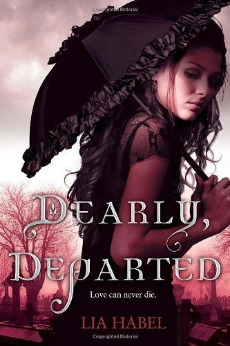 Cover of Dearly, Departed: A Zombie Novel