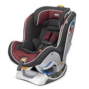 Chicco NextFit Convertible Car Seat, Studio