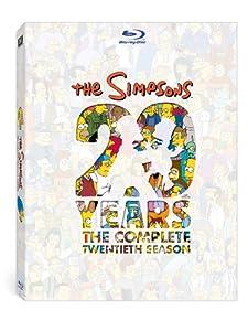 The Simpsons: The Complete Twentieth Season [Blu-ray] from 20th Century Fox