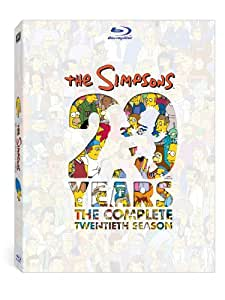 The Simpsons: Season 20 [Blu-ray]