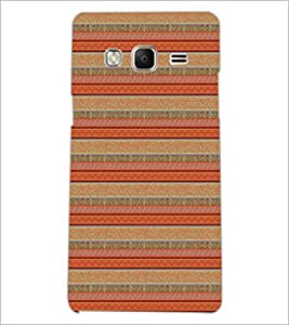 PrintDhaba Pattern D-5273 Back Case Cover for SAMSUNG Z3 (Multi-Coloured)