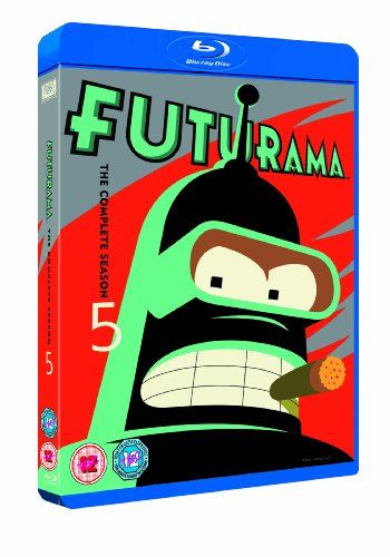 Futurama - Season 5 [Blu-ray]
