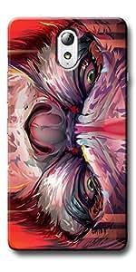 Lenovo Vibe P1M Back Cover/Designer Back Cover For Lenovo Vibe P1M