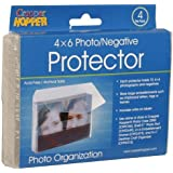 Photo Organizer / Protector - 4 pack - holds 72 photos (4x6) each