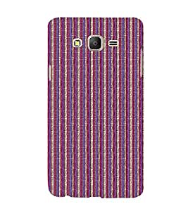 Abstract Pattern 3D Hard Polycarbonate Designer Back Case Cover for Samsung Galaxy On7 Pro :: Samsung Galaxy ON 7 Pro