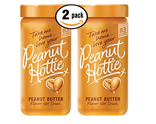 Pack of 2 - 9.15 oz Peanut Hottie Peanut Butter Flavored Hot Drink (Savor Single Serve Travel Tumbler compare prices)