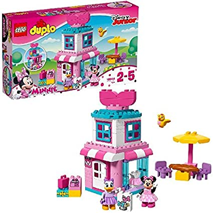 LEGO - 10844 - DUPLO - Jeu de Construction - La boutique de Minnie