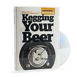 Craft Beer & Brewing: Kegging Your Beer DVD