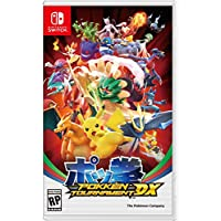 Pokken Tournament Dx for Nintendo Switch by Nintendo