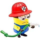 Despicable Me 2 - Minion Fireman - Posable Figure