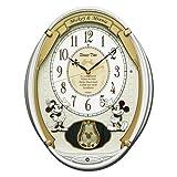 SEIKO セイコー ディズニーキャラクター電波からくり掛け時計 メロディクロック FW567W
