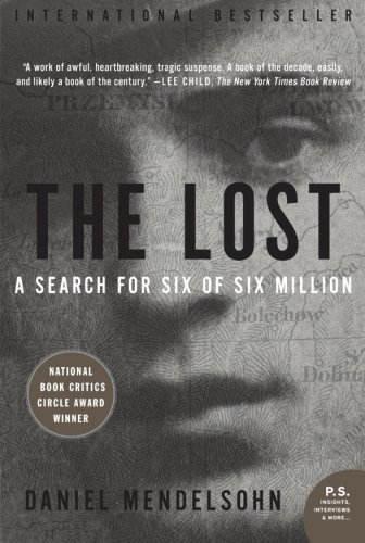 The Lost: The Search for Six of Six Million (P.S.)