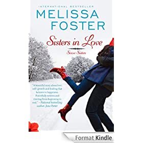 Sisters in Love (Love in Bloom: Snow Sisters, Book One), Contemporary Romance