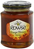 Rowse Orange Blossom Clear Honey 250 g (Pack of 3)