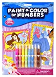 Disney Princess Paint and Color By Number