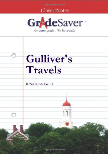 Gullivers travels journal essay