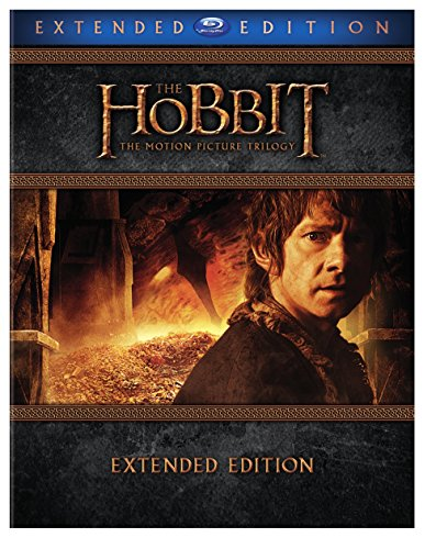 Hobbit: Motion Picture Trilogy [Blu-ray] [Import]