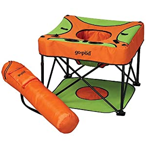 KidCo GoPod Activity Station - Sorbet