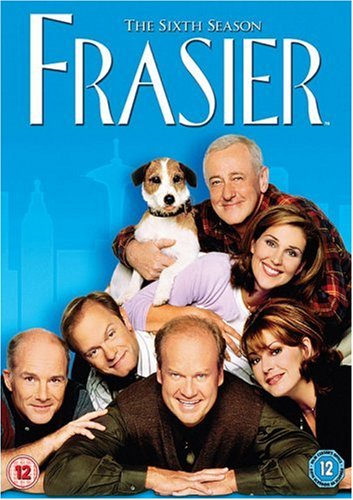 Frasier - Season 6 [DVD]