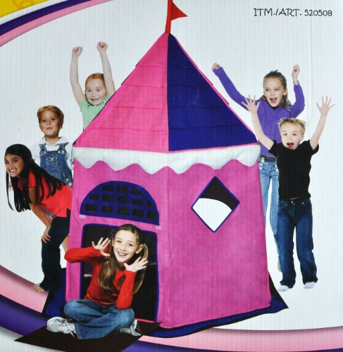 sc 1 st  Playhut Tents & Playhut Tents: Bazoongi Special Edition Princess Castle Play Tent