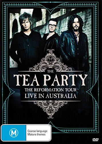 DVD : Jeff Burrows - The Tea Party - Reformation Tour: Live In Australia (Digital Theater System)