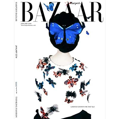 Harper's Bazaar - January 2014 Issue (Limited Edition)||EVAEX